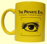 The Private Eye Mug