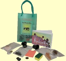 Private Eye Deluxe World-in-a-Bag